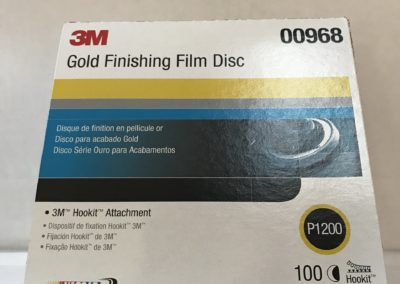 00968+3M+GOLD+FINISHING+FILM+DISC